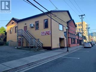 Comm/Ind for rent in 36 George Street, St. John's, Newfoundland and Labrador