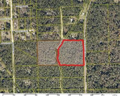 Lots And Land for sale in 000 SW Ichetucknee AVENUE, Ft. White, FL, 32038