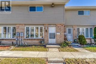 Condo for sale in 103 -WESTMINSTER AV, London, Ontario