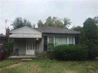 Single Family for sale in 12627 HAZELTON Street, Detroit, MI, 48223