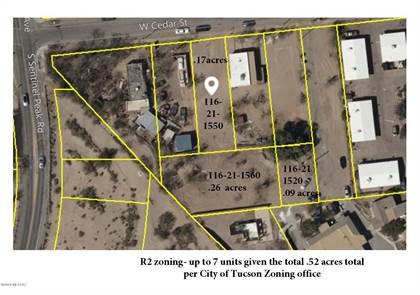 Lots And Land for sale in 1315 W Cedar Street, Tucson, AZ, 85745