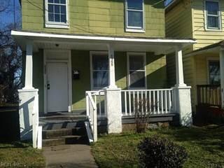Single Family for sale in 1350 29th Street, Newport News, VA, 23607