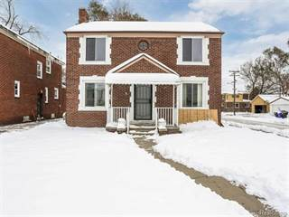 Single Family for sale in 18000 KENTUCKY Street, Detroit, MI, 48221