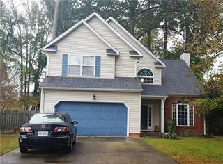 Single Family for sale in 10 Keswick Court, Portsmouth, VA, 23703