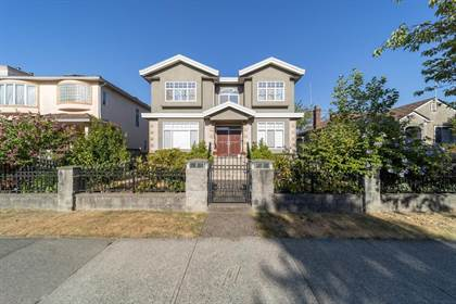 Single Family for sale in 6475 ONTARIO STREET, Vancouver, British Columbia, V5W2N1