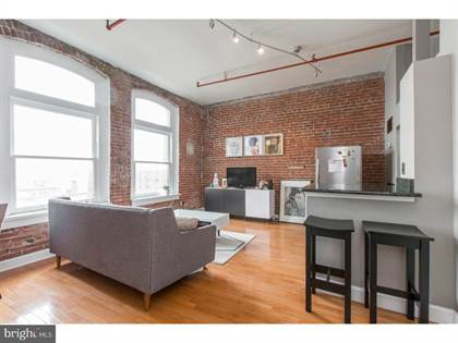 Residential Property for rent in 1010 RACE STREET 6C, Philadelphia, PA, 19107
