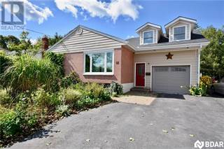 Single Family for sale in 62 NEWTON Street, Barrie, Ontario, L4M3N5