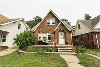 Single Family for sale in 664 SHASTA PL, Ferndale, MI, 48220