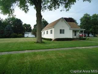 Single Family for sale in 600 E Washington St., Ashland, IL, 62612