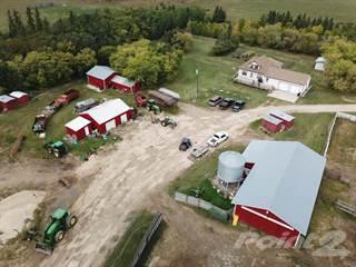 Farm And Agriculture for sale in 4,450 Acre Cattle Ranch - Eddystone, Manitoba, Alonsa, Manitoba