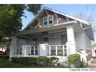 Single Family for sale in 2135 N 11TH ST, Springfield, IL, 62702
