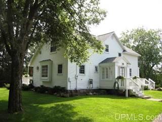 Single Family for sale in N10389 Lake, Ironwood, MI, 49938