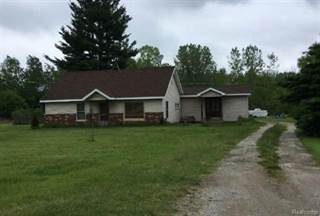Single Family for sale in 10430 MONROE Road, Greater Riverdale, MI, 48832