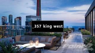 Condo for sale in 357 King West, Toronto, Ontario