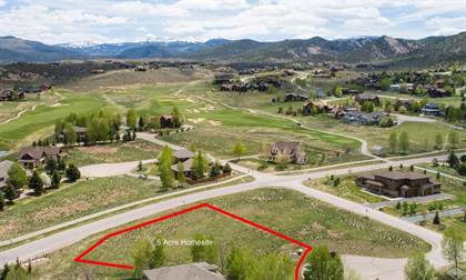Lots And Land for sale in 24 Redhaw Close, Eagle, CO, 81631