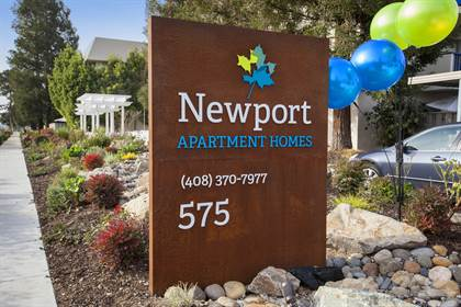 Apartment for rent in Newport, Campbell, CA, 95008