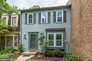 Townhouse for sale in 2183 GREENKEEPERS COURT, Reston, VA, 20191