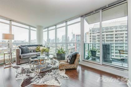 Residential Property for sale in 209 Fort York Blvd 1163, Toronto, Ontario