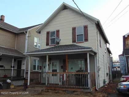 Multifamily for sale in 145 Sharpe Street, Kingston, PA, 18704