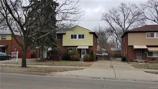 Townhouse for sale in 24236 COOLIDGE Highway, Oak Park, MI, 48237