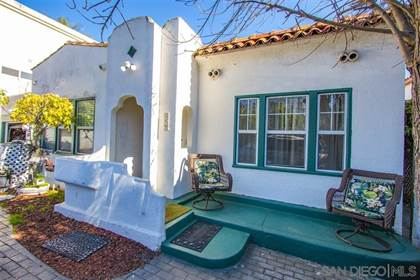 Residential Property for sale in 319 Rosecrans St, San Diego, CA, 92106