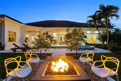 Residential Property for sale in 1440 Nautilus RD, Naples, FL, 34102