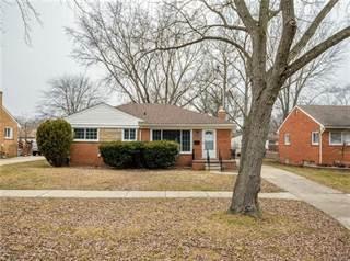Single Family for sale in 16005 HARRISON Street, Livonia, MI, 48154