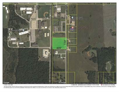 Lots And Land for sale in 000 S 8th Street, McLoud, OK, 74851