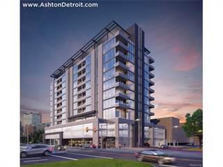 Condo for sale in 659 Howard ST UNIT 8M, Detroit, MI, 48226