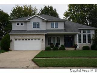 Single Family for sale in 336 WINTER PARK DR, Chatham, IL, 62629