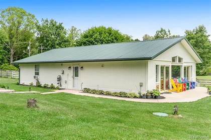Residential Property for sale in 3895 Ray Road, Addison Township, MI, 48370
