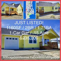 Residential Property for sale in 806 Vagabond Ave SW, Ocean Shores, WA, 98569