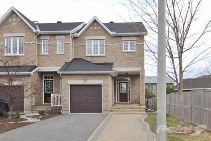 Residential Property for sale in 490 Foxhall Way, Ottawa, Ontario