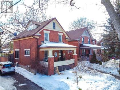 Single Family for sale in 165 CAMERON Street N, Kitchener, Ontario, N2H3A8