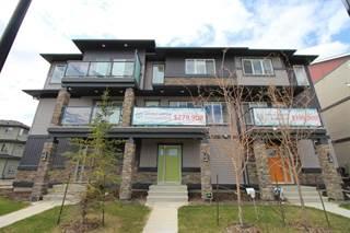 Condo for sale in 1530 TAMARACK BV NW 13, Edmonton, Alberta, T6T2E6