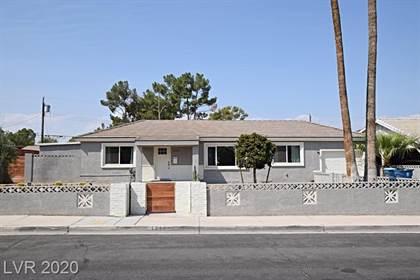 Residential Property for sale in 1244 Barnard Drive, Las Vegas, NV, 89102