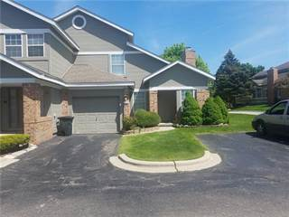 Condo for sale in 6797 STONEHEDGE Court 129, West Bloomfield, MI, 48322