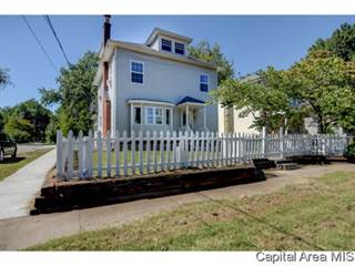 Single Family for sale in 509 S Webster St., Taylorville, IL, 62568