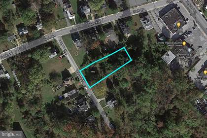 Lots And Land for sale in 4802 CALUMET AVENUE, Baltimore City, MD, 21206