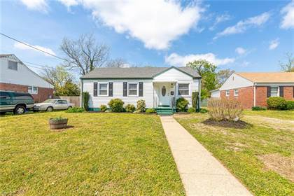 Residential Property for rent in 6409 Natrona Avenue, Norfolk, VA, 23509
