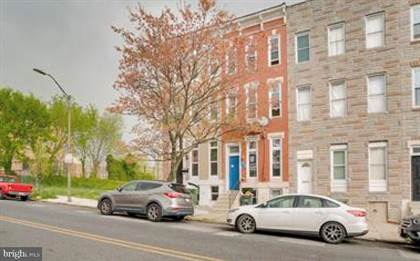 Residential for sale in 1367 N GILMOR, Baltimore City, MD, 21217