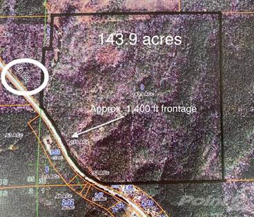 Lots And Land for sale in COUNTY ROAD 800, Blue Mountain, MS, 38610