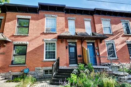 Residential Property for sale in 202 Florence Street, Ottawa, Ontario, K1R 5N6