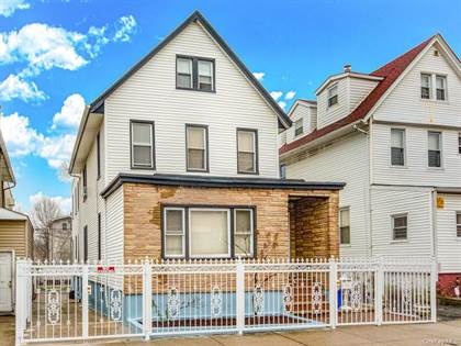 Multifamily for sale in 2054 Watson Avenue, Bronx, NY, 10472