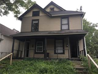 Multi-family Home for sale in 246 North Beville Avenue, Indianapolis, IN, 46201