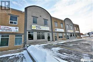 Industrial for sale in 4 -WELHAM Road, Barrie, Ontario