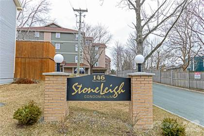 Condominium for sale in 146 New Cove Rd, St. John's, Newfoundland and Labrador, A1A 2C9