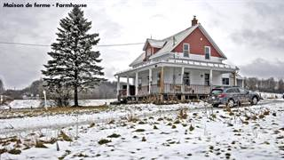 Farm And Agriculture for sale in 542 Ch. de la Montagne, La Peche, Quebec