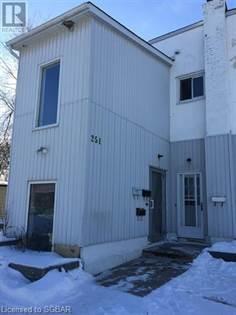 Multi-family Home for sale in 251 BAY Street, Midland, Ontario, L4R1J6