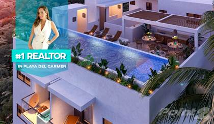 Residential Property for sale in Nah Incredible apartment! Investor pricing for a limited time!, Playa del Carmen, Quintana Roo